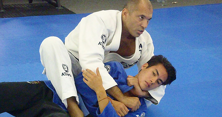 Royce-Gracie-Private-Lesson